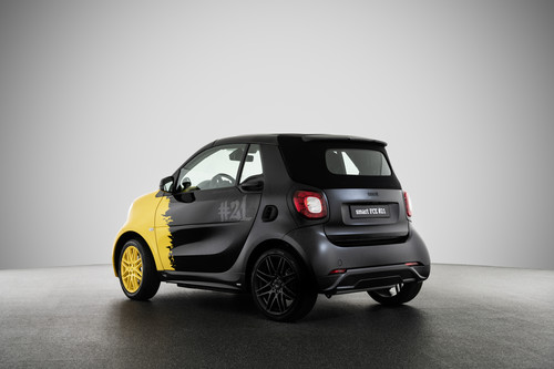 Smart Fortwo Final Collector's Edition.