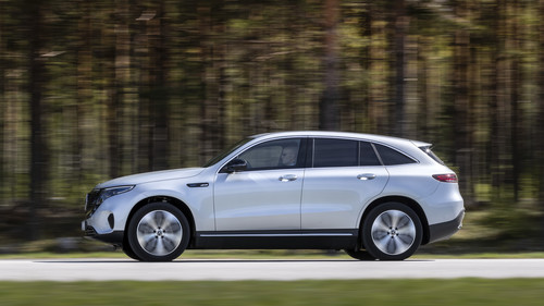 Mercedes-Benz EQC 400 4Matic.