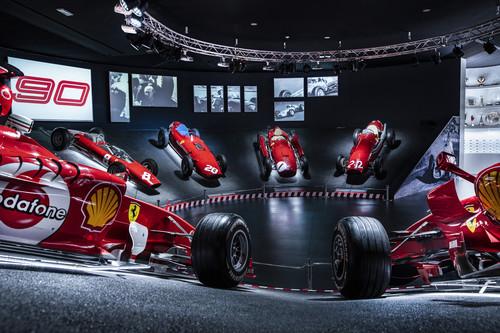 auto automobil news vom 5 mai 2010die scuderia ferrari, der rennstall mit den meisten formel 1 siegen, feiert 2019 ihren 90 geburtstag das ferrari museum in maranello richtet aus diesem