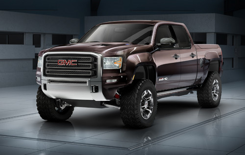 GMC Sierra All Terrain HD Concept.