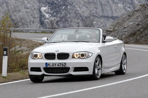 BMW 1er Cabrio.