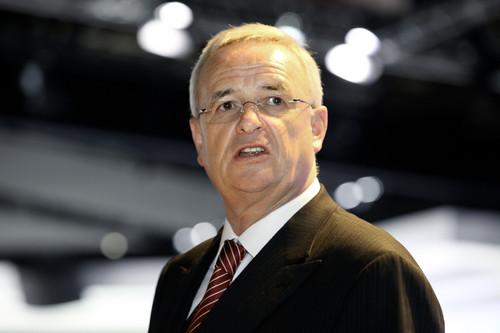 Prof. Dr. Martin Winterkorn.