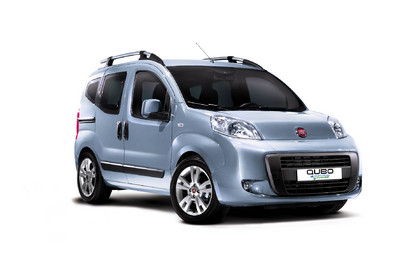 Fiat Qubo Natural Power.