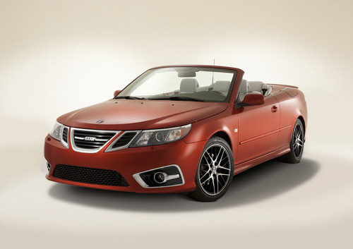 Independence Edition des Saab 9-3 Cabriolet.