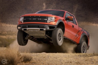 Ford F 150 Raptor: 2009 Truck of Texas