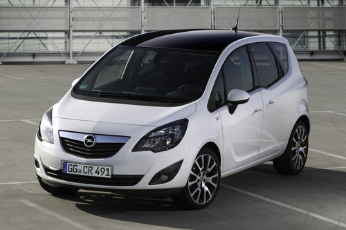 Opel Meriva Color Edition.