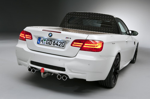 High-Performance-Pickup der BMW M GmbH.