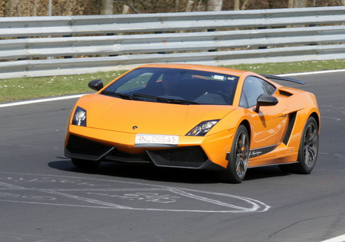 Gallardo LP 570-4 Superleggera.