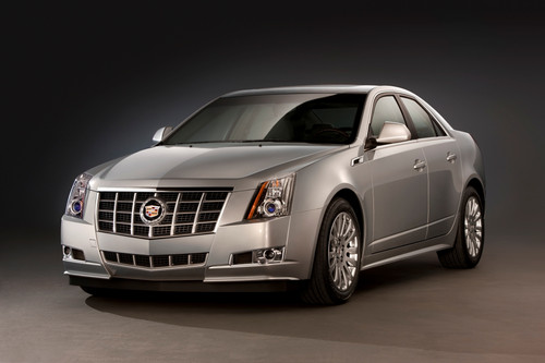 Cadillac CTS Limousine.