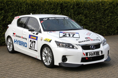Lexus Gazoo Racing CT.