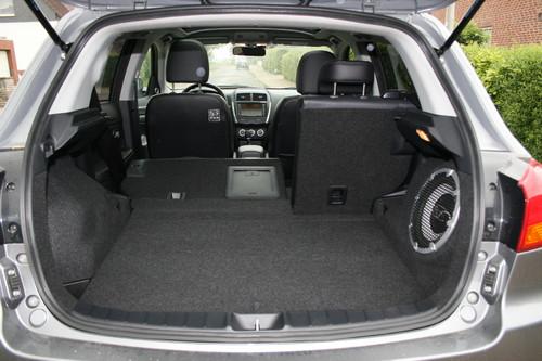 fahrbericht mitsubishi asx 1 8 di d 4wd instyle outlander im kompaktkleid auto medienportal net. Black Bedroom Furniture Sets. Home Design Ideas