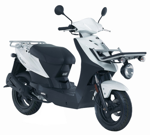 Kymco Agility Carry 50.