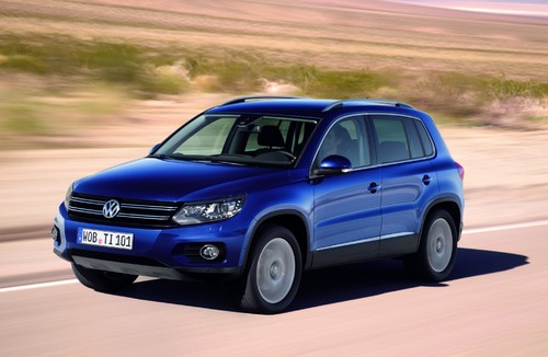 Volkswagen Tiguan Traxk & Style.