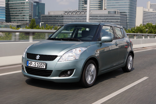 Suzuki Swift DDiS.