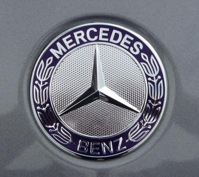 Mercedes-Benz Plakettenlogo