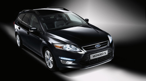 Ford Mondeo S.