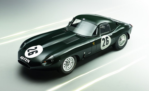 jaguar feiert beim oldtimer grand prix den e type auto medienportal net. Black Bedroom Furniture Sets. Home Design Ideas