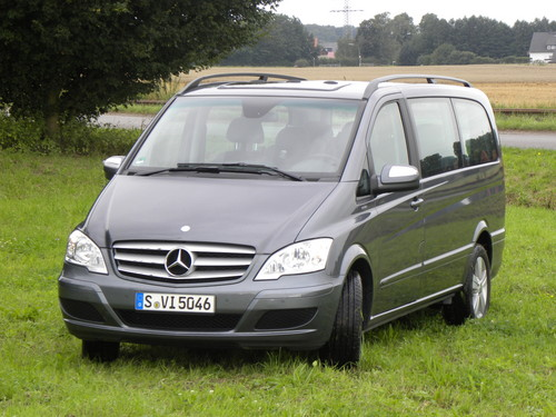 Mercedes-Benz Viano 2.2 CDI Fun.