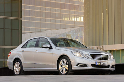 Mercedes-Benz E-Klasse.