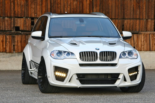 G-Power X5 Typhoon Bodykit für alle Facelift-Modelle.