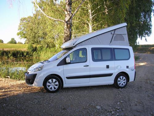 caravan salon 2011 citro n mit vier modellen auto. Black Bedroom Furniture Sets. Home Design Ideas