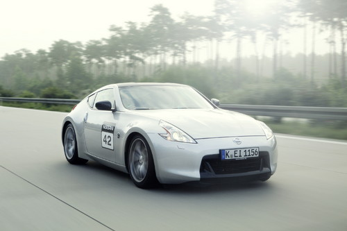 Nissan 370Z Battle.