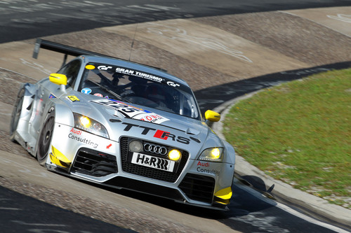 Rennversion des Audi TT RS.