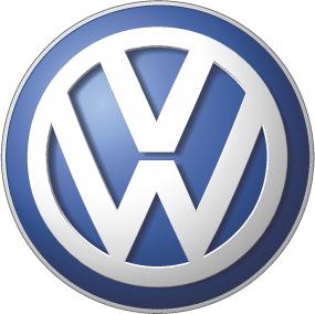 Volkswagen Logo.