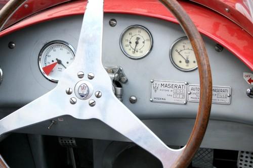 Maserati 250 F (1957).