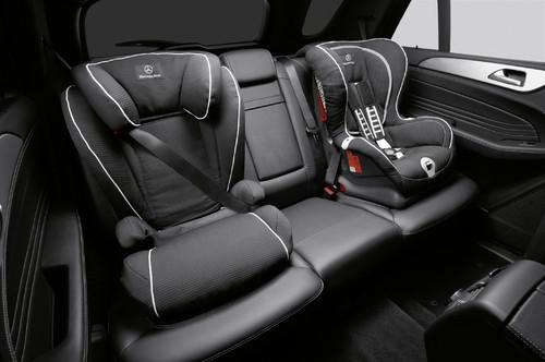 Mercedes Benz Bietet Viel Zubehör Für Die M Klasse Auto