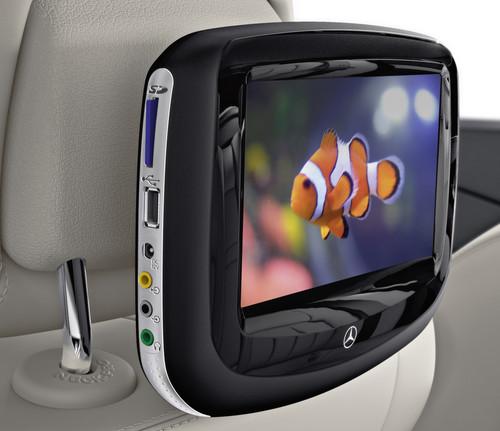 mercedes benz bietet viel zubeh r f r die m klasse auto. Black Bedroom Furniture Sets. Home Design Ideas