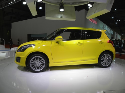 Suzuki Swift Sport.