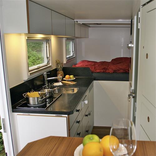 unicat baut unimog u 4000 zum fernreisemobil um auto medienportal net. Black Bedroom Furniture Sets. Home Design Ideas