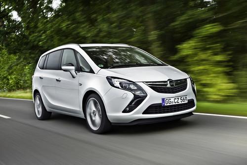 Opel Zafira Tourer 1.6 Turbo Ecoflex CNG.