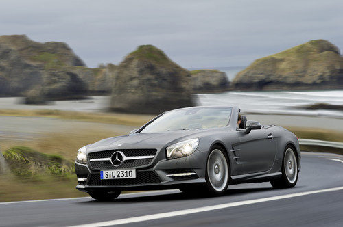 Mercedes-Benz SL.