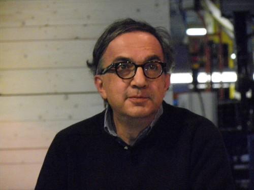 Sergio Marchionne.