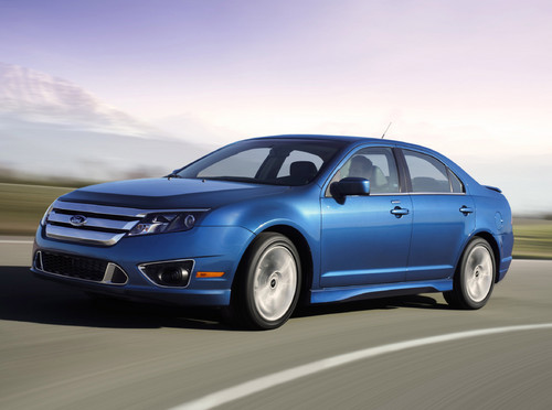 Ford Fusion 2011.