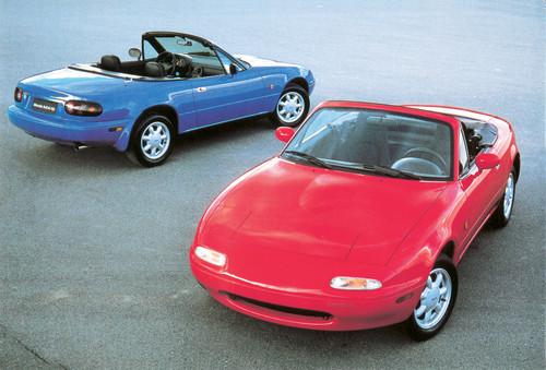 Mazda MX-5 (1990).