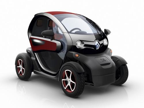statt motorroller renault twizy ab 6990 euro auto medienportal net. Black Bedroom Furniture Sets. Home Design Ideas