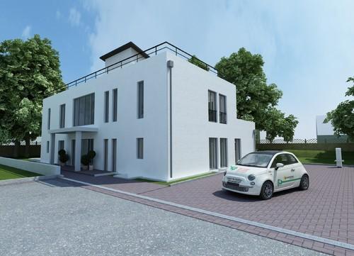 Energieautarkes Haus mit Karabag 500 E.