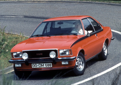 Opel Commodore.