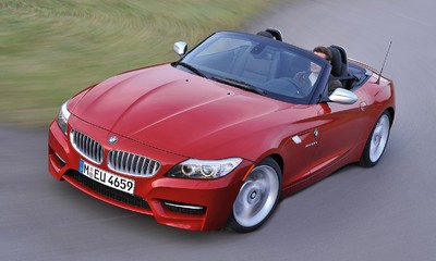 BMW Z4 sDrive35is.