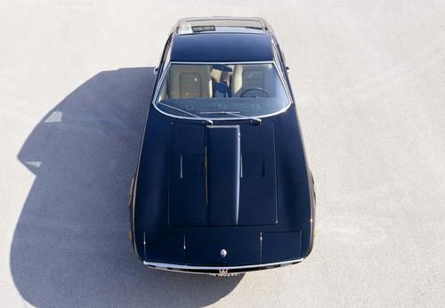 Maserati Ghibli (1966).