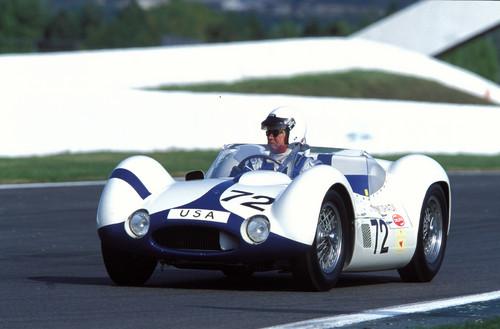 "Maserati Tipo 61 ""Birdcage""."
