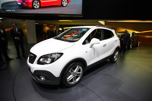 Ami 2012 drei deutschlandpremieren von opel auto for Opel mokka opc line paket exterieur