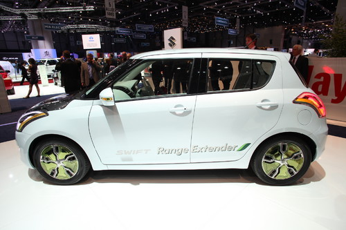 Suzuki Swift Range Extender.