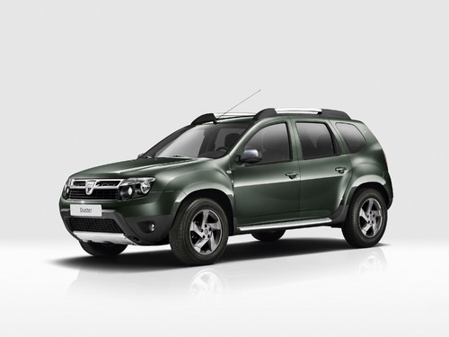Dacia Duster Delsey.