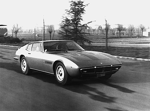 Maserati Ghibli: Er machte ab 1966 die Marke auch auf den Boulevards von Hollywood und Monte Carlo populär.
