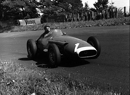 Maserati 250 F: Mit ihm gewann Juan Manuel Fangio die Formel-1-Weltmeisterschaft 1957.