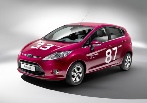 Ford Fiesta Econetic.